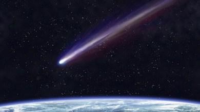 Photo of نيزك يخترق الغلاف الجوي للسعودية