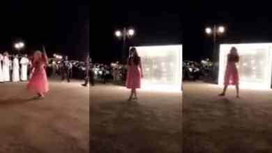 Photo of بالفيديو: راقصة استعراضية بفعالية في احد فنادق الرياض