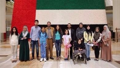"Photo of أبطال ""تحدي القراءة العربي"" يصلون دبي والتصفيات تنطلق الإثنين"