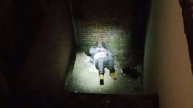 Photo of القبض على لص سقط من ارتفاع 20 قدماً