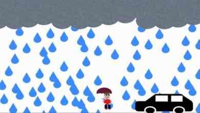 Photo of كيف يتكون المطر