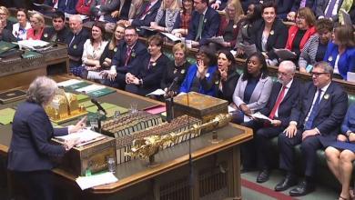 Photo of رأس جبل الجليد.. التحرش يصل برلمان بريطانيا