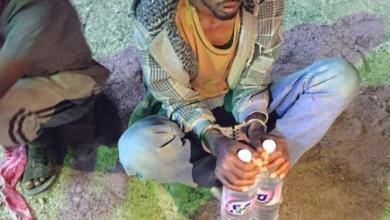 Photo of مجاهدي تربة تطيح بأثيوبي بحوزته مسكر