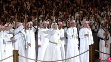 """Photo of بمقترح إماراتي .. فن """"العازي"""" مرشح لقائمة التراث العالمي غير المادي"""
