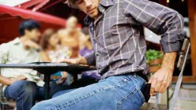 Photo of تجنب وضع المحفظة في جيبك الخلفي اثناء الجلوس