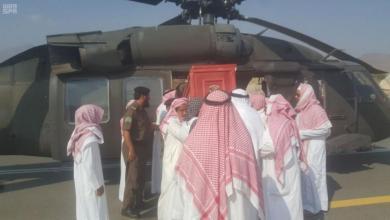 Photo of العرضيات تستقبل جثمان الشهيد محمد القرني
