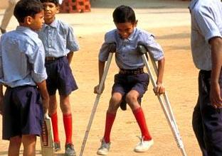 Photo of علاج شلل الأطفال