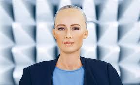 "Photo of صوفيا ""السعودية"" أول روبوت يحصل على جنسية"