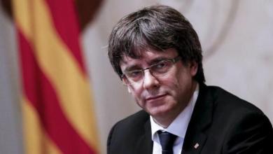 Photo of إسبانيا توقف رئيس إقليم كاتالونيا السابق كارليس بوتشيمون