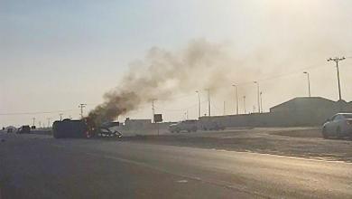 Photo of مواطنون ينقذون مواطنا من موت محقق على طريق تربة – الباحة