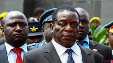 Photo of رئيس زيمبابوي الجديد يؤدي اليمين الدستورية الجمعة