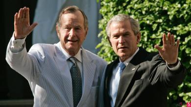Photo of بوش الأب أطول الرؤساء عمرا في تاريخ أمريكا