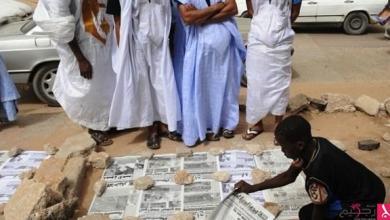 Photo of الصحف الخاصة في موريتانيا غائبة بسبب نقص الورق