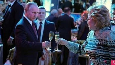 Photo of الرئاسة الروسية تكشف طريقة احتفال بوتين بالسنة الجديدة