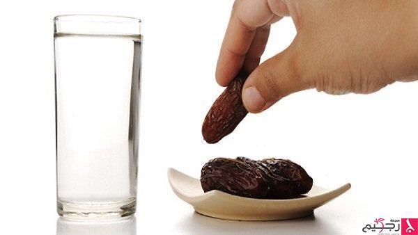 Photo of حمية التمر والماء
