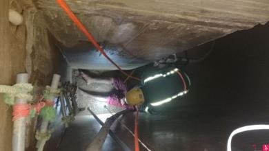 Photo of إنقاذ عامل من الاختناق في خزان مياه برجال ألمع