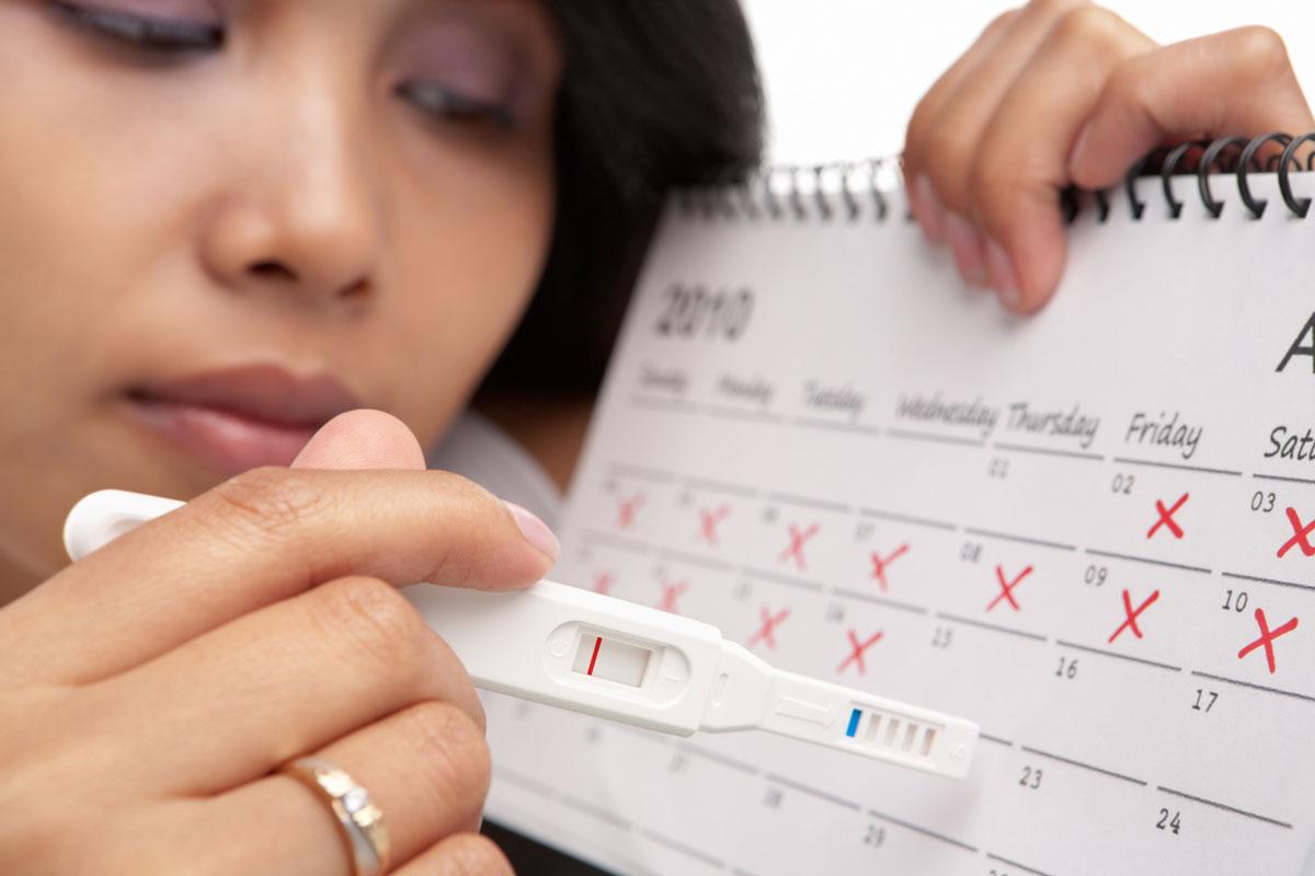 نصائح لزيادة فرص الحمل مع عدم إنتظام الدورة الشهرية