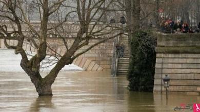 Photo of فرنسا: إجلاء 1500 شخص تحسباً لفيضان نهر السين