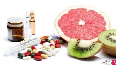 Photo of هذه الأغذية والأدوية تتعارض مع بعضها