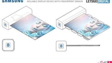 Photo of سامسونغ تُجهز لشاشة لولبية تعمل ببصمة إصبع