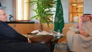 Photo of العواد يستقبل سفيري قبرص وموريشيوس