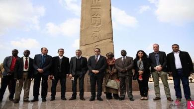Photo of فيديو24: افتتاح مسلة مصرية عمرها 4 آلاف عام