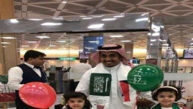 Photo of الجوازات تشارك الكويت فرحتها باليوم الوطني