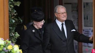 Photo of جنازة خاصة للأمير الراحل هنريك في كوبنهاغن