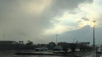 Photo of سماء غائمة وسط وشمال المملكة