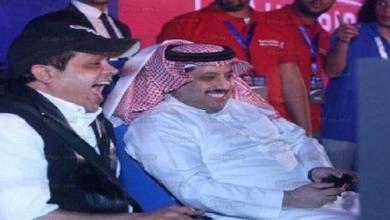 Photo of آل الشيخ يواجه هنيدي في بطولة الألعاب الإلكترونية