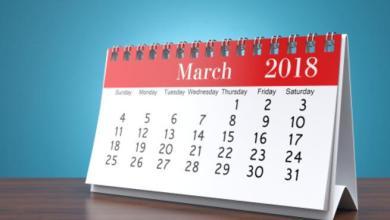 Photo of توقعات الأبراج لشهر مارس/آذار 2018 من جاكلين عقيقي
