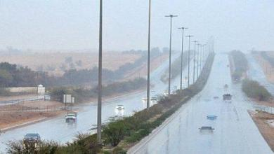 Photo of أمطار على 9 مناطق