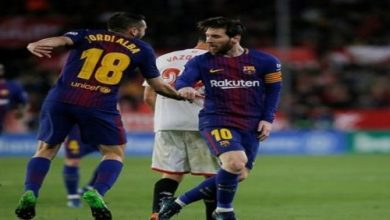 Photo of تعادل بطعم الفوز لبرشلونة أمام اشبيلية
