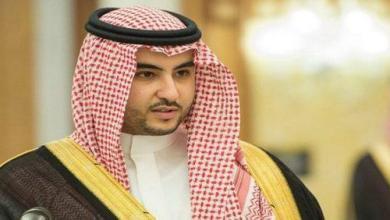 Photo of خالد بن سلمان مدشناً حسابه بـ تويتر: أتشرف بخدمة ولاة الأمر والوطن