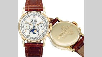 Photo of بيع ساعة الملك فاروق بـ 912 ألف دولار