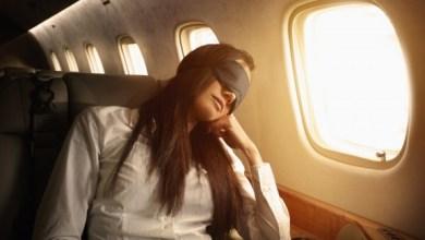 Photo of تجنب النوم في الطائرة في هذه الاوقات