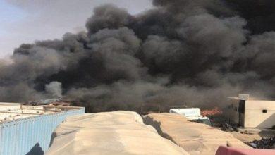 Photo of الجمارك تكشف تفاصيل حريق منفذ البطحاء