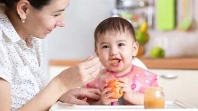 Photo of النظام الغذائي للطفل الدارج