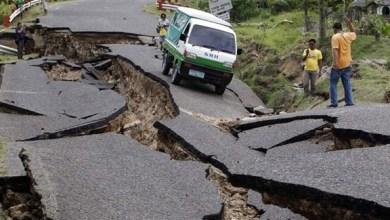 Photo of زلزال بقوة 6.1 درجة يضرب شمال الفلبين