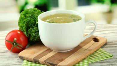 Photo of طريقة عمل شوربة الفريكة مع الخضروات