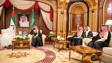 Photo of ولي العهد ومحمد بن زايد يرأسان الاجتماع الأول لمجلس التنسيق السعودي الإماراتي