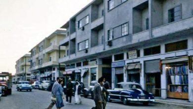 Photo of من ذاكرة الماضي الجميل.. صور نادرة لشوارع الخبر منذ 64 عاما