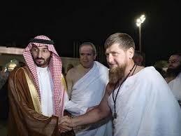 Photo of الرئيس الشيشاني يغادر جدة بعد أداء العمرة