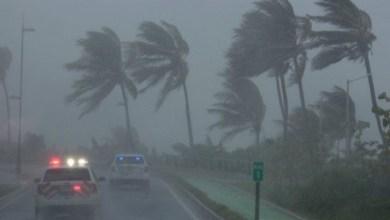 "Photo of إعصار ""برابيرون"" يتجه نحو شبه الجزيرة الكورية"