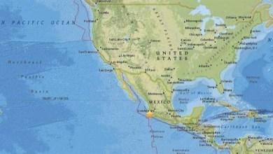 Photo of زلزال بقوة 6.1 درجة يضرب ساحل المكسيك