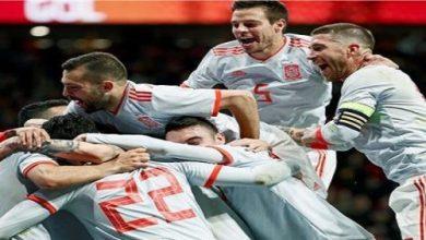 Photo of منتخب أسبانيا يفضل النوم في هذه الساعة على متابعة مباريات المونديال