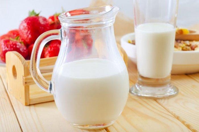 صورة الحليب كامل الدسم