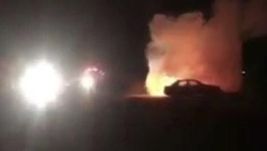 Photo of شرطة مكة توضح تفاصيل حرق سيارة مواطنة بالجموم