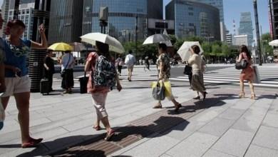 "Photo of اليابان تصدر تحذيراً من موجة حر ""قاتلة"""