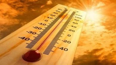 "Photo of ""الأرصاد"" : درجة الحرارة تصل في يوليو وأغسطس إلى مُنتصف الخمسينات"